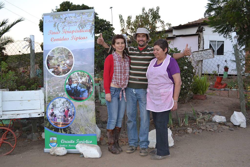 Estación de Turismo Rural El Canelo
