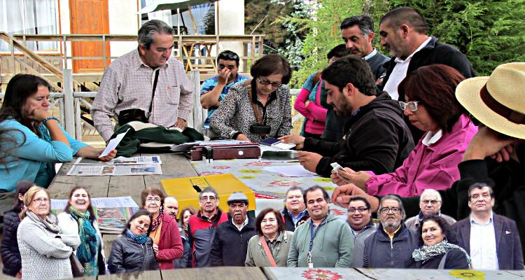 Entrevista Marcos Morales Ureta. Las Comunidades Organizadas de Puchuncaví