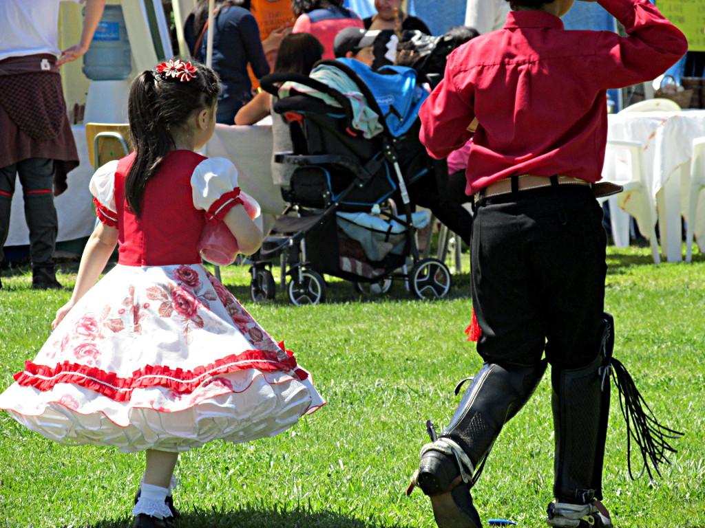 Feria Costumbrista Los Maitenes 2015
