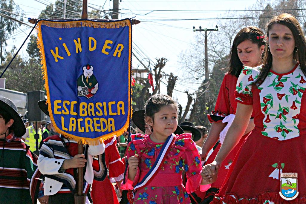 Desfile Celebración Aniversario 71 de Puchuncaví
